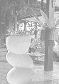Bamboo lightshade