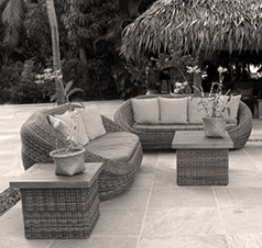 Click for rattan sofas