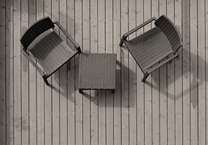 Click for rattan dining chairs