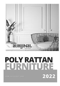 Aurijinal Polyrattan furniture 2021